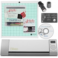 Janome Cameo by Silhouette Artistic Pack with Artistic Crystal