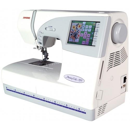 Janome Memory Craft 40 Beauteous Janome Memory Craft Mc 9700 Sewing And Embroidery Machine